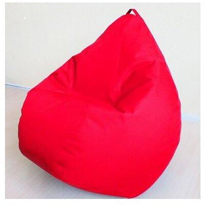 Кресло груша Оксфорд Красный производства TIA-SPORT - главное фото