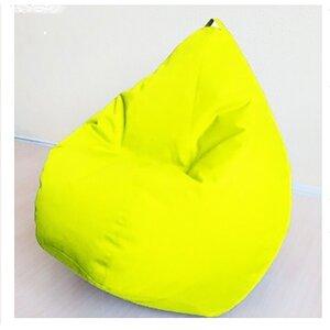 Кресло груша Оксфорд Желтый