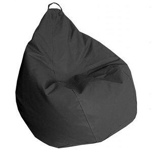 Кресло груша Практик Темно-серый