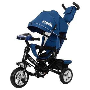 Трехколесный велосипед TILLY STORM T-349/2 синий