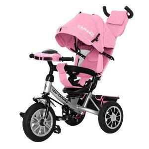 Трехколесный велосипед TILLY CAMARO T-362/2 розовый