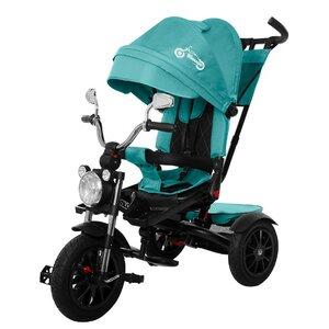 Трехколесный велосипед TILLY TORNADO T-383 темно-зеленый
