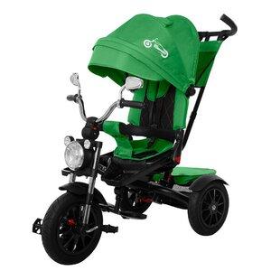 Трехколесный велосипед TILLY TORNADO T-383 зеленый