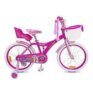 """Двухколесный велосипед Beauty Barbie 16"""""""