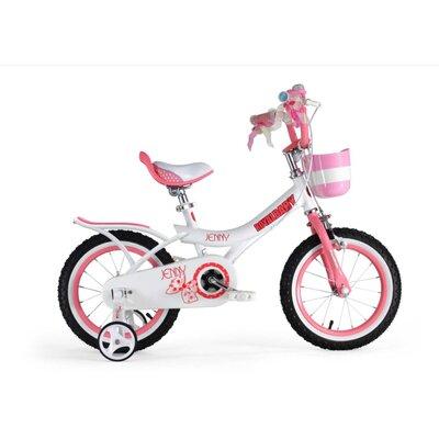 "Детский велосипед Royal Baby Princess Jenny Girl Stee 18"""