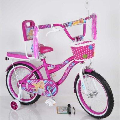 """Двухколесный велосипед Flora 18"""""""