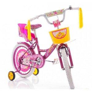 """Двухколесный велосипед Azimut Girls 14"""""""
