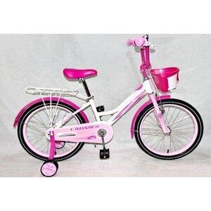 """Двухколесный велосипед Crosser Happy 18"""""""