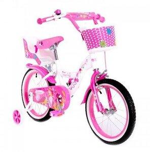 """Двухколесный велосипед Little Queen Маленькая королева 16"""""""