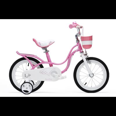 "Двухколесный велосипед Royal Baby Little Swan Steel 16"""