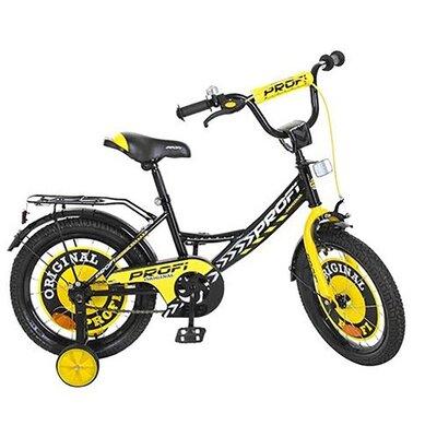 """Двухколесный велосипед Profi Original boy 20"""" желтый,красный"""