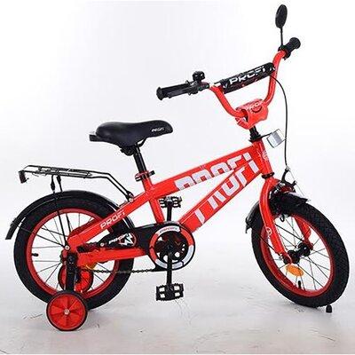 """Двухколесный велосипед Profi Flash 14"""" все цвета"""