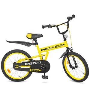 """Двухколесный велосипед Profi Driver 18"""" все цвета"""