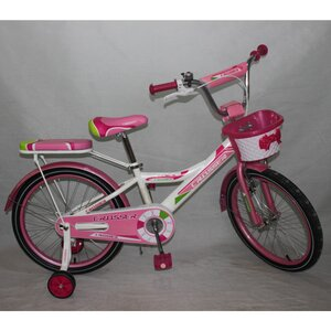 """Двухколесный велосипед Crosser Rider 18"""""""