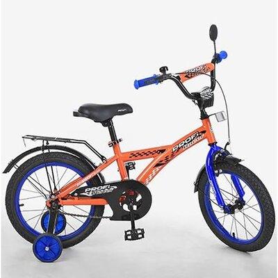 """Двухколесный велосипед Profi Racer 16"""" все цвета"""