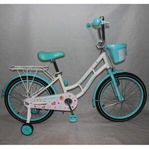 """Двухколесный велосипед Crosser Mermaid 14"""""""