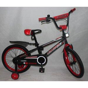 """Двухколесный велосипед Crosser Sports 20"""""""