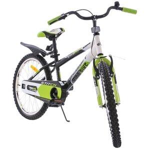 """Двухколесный велосипед Аzimut Stitch 16"""""""