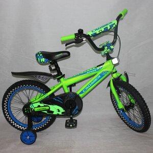 """Двухколесный велосипед Crosser Stone 18"""""""
