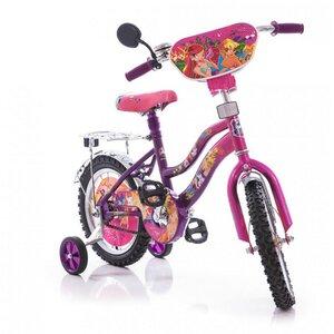 """Двухколесный велосипед Mustang Winx 14"""""""
