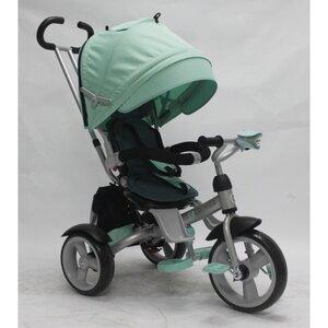 Трехколесный велосипед Crosser Т503 бирюзовый