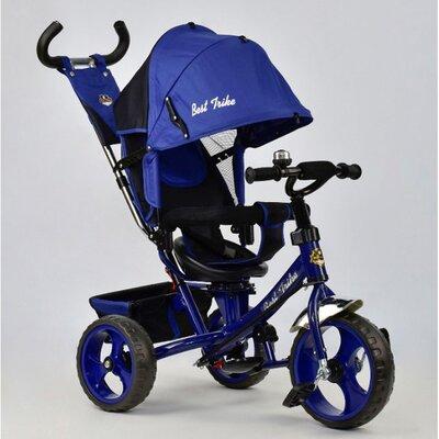 Трехколесный велосипед Best Trike 5700 (электрик (5010) с поворотным сиденьем производства Best Trike - главное фото
