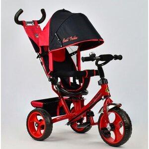 Трехколесный велосипед Best Trike 5700 (красный (4670) с поворотным сиденьем