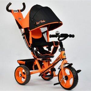 Трехколесный велосипед Best Trike 5700 (оранжевый (4780) с поворотным сиденьем