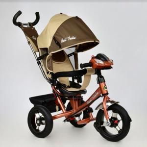 Трехколесный велосипед Best Trike 7700 цвет 6450