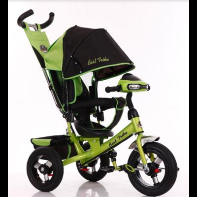 Трехколесный велосипед Best Trike 6588В надувка,салатовый производства Best Trike - главное фото