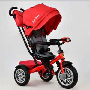 Трехколесный велосипед Best Trike 6188 красный