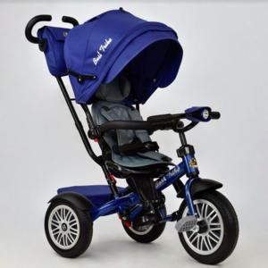 Трехколесный велосипед Best Trike 6188 синий