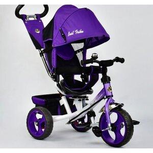 Трехколесный велосипед Best Trike 6570 фиолетовый