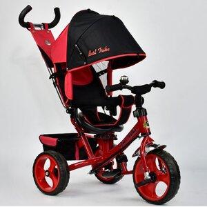 Трехколесный велосипед Best Trike 6570 красный