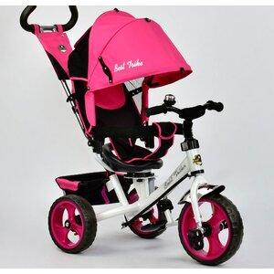 Трехколесный велосипед Best Trike 6570 розовый