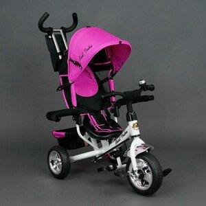 Трехколесный велосипед Best Trike 6588 пена розовый