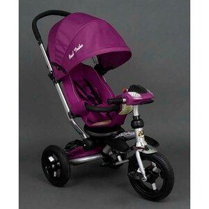 Трехколесный велосипед Best trike 698 фиолетовый