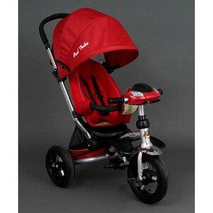 Трехколесный велосипед Best trike 698 красный