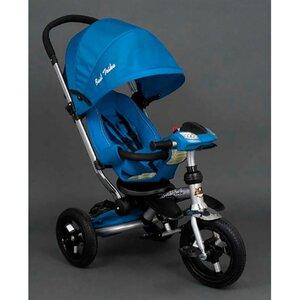 Трехколесный велосипед Best trike 698 голубой