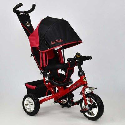 Трехколесный велосипед Best Trike 6588 пена (1570 красный) производства Best Trike - главное фото