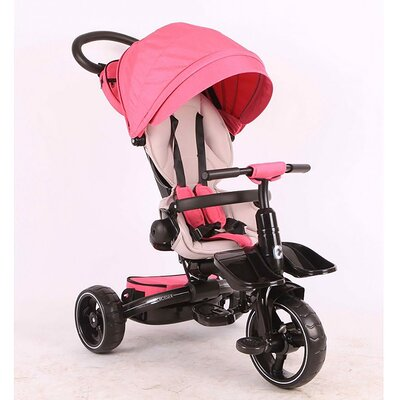 Трехколесный велосипед Modi Сrosser T600 розовый