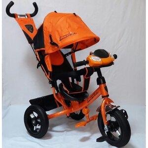 Трехколесный велосипед  Lambotrike Azimut оранжевый
