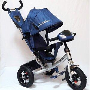 Трехколесный велосипед  Lambotrike Azimut синий
