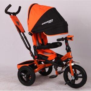 Трехколесный велосипед Сrosser Triniti Т400 оранжевый