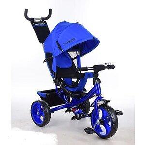 Трехколесный велосипед Turbo Trike М 3113 пена,синий