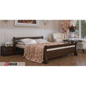 Двуспальная кровать Диана 120*200 см,Венгер