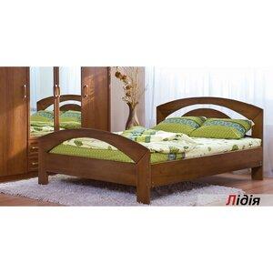 Двуспальная кровать Лидия 140*200 см,Венгер