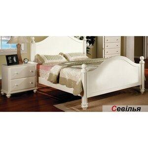 Двуспальная кровать Севилья 160*200 см,Венгер