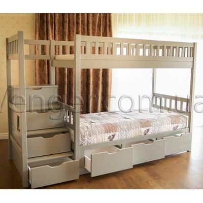 Двухъярусная кровать Владимир, Венгер производства Венгер - главное фото
