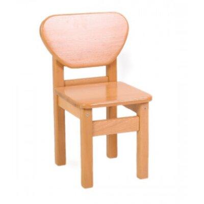Детский стульчик Верес (материал бук) цвет бук производства Верес - главное фото